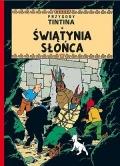 Przygody Tintina #14: Świątynia Słońca (wyd II.)