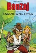 Przykładowe plansze komiksu Banzaj: Kniaziówna Eryka