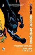 Przykładowe plansze komiksu Batman: Mroczne zwycięstwo