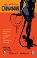 Przykładowe plansze komiksu Catwoman: Rzymskie wakacje