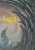Przykładowe plansze komiksu Gaia Adama Święckiego