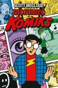 Przykładowe plansze komiksu McClouda