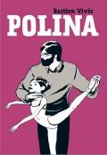 Przykładowe plansze komiksu Polina