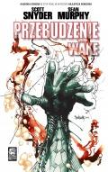 Przykładowe plansze komiksu Przebudzenie