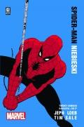 Przykładowe plansze komiksu Spider-Man: Niebieski