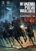Przykładowe plansze komiksu W imieniu Polski Walczącej #02: Kampinos '44