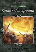 Satan's Playground dostępne w przedsprzedaży