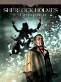 Sherlock Holmes i Necronomicon #2: Noc nad światem