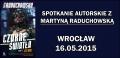 Spotkanie autorskie z Martyną Raduchowską