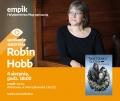 Spotkanie z Robin Hobb w Warszawie