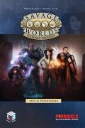 Stan prac nad wydaniem Edycji Przygodowej Savage Worlds