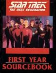 Star Trek: The Next Generation First Year Sourcebook