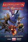 Strażnicy Galaktyki #1: Kosmiczni Avengers