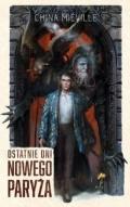 Surrealistyczny thriller od autora Dworca Perdido