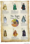 The Eight Colleges of Magic