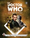 The Ninth Doctor Sourcebook dostępny w przedsprzedaży