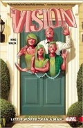 The Vision (TPB) #1: Little Worse Than A Man