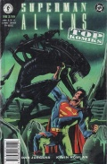 Top Komiks #05 (3/1999): Superman versus Aliens