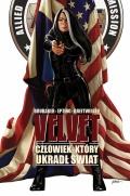 Velvet (wyd. zbiorcze) #3: Człowiek, który ukradł świat