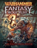 Warhammer Fantasy Roleplay Fourth Edition Rulebook – część I