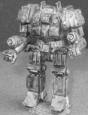 Warrior BattleTechIron od Wind Metals