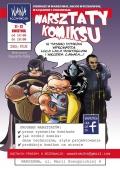 WawaKomiks - pierwsza szkoła komiksu w Polsce