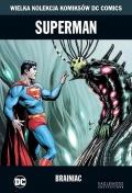 Wielka Kolekcja Komiksów DC Comics #31: Superman: Brainiac