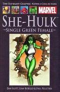 Wielka Kolekcja Komiksów Marvela #34: She-Hulk - Samotna Zielona Kobieta