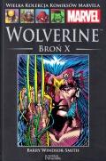 Wielka Kolekcja Komiksów Marvela #45: Wolverine: Broń X