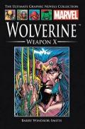 Wielka Kolekcja Komiksów Marvela #45: Wolverine - Broń X