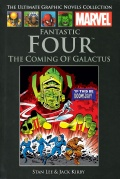 Wielka Kolekcja Komiksów Marvela #73: Fantastyczna Czwórka: Nadejście Galactusa
