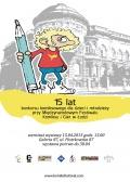 Wystawa: 15 lat konkursu komiksowego dla dzieci i młodzieży