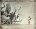 Wystawa Mateo Dineen i Johan Potma Potwory