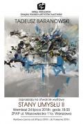 Wystawa prac Tadeusza Branowskiego