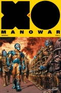 X-O Manowar #2: Generał
