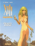 XIII Mystery #9: Felicity Brown już 27 marca