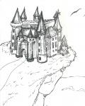 Zamek na Czarnej Skale