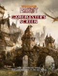Zapowiedziany Ekran MG do Warhammera