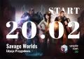 Zbiórka na Savage Worlds rusza 20 lutego