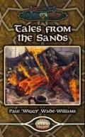 Zbiórka na Tales from the Sands przedłużona