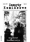 Zeszyty-Komiksowe-06-Krzysztof-Gawronkie