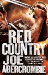 Zwiastun Red Country Abercrombiego