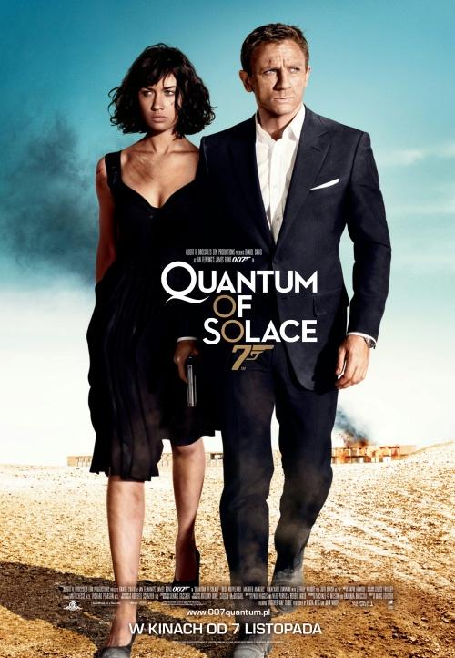 f4c829c8236547 007 Quantum of Solace . Zemsta z wykopem (recenzja) - Film - POLTERGEIST