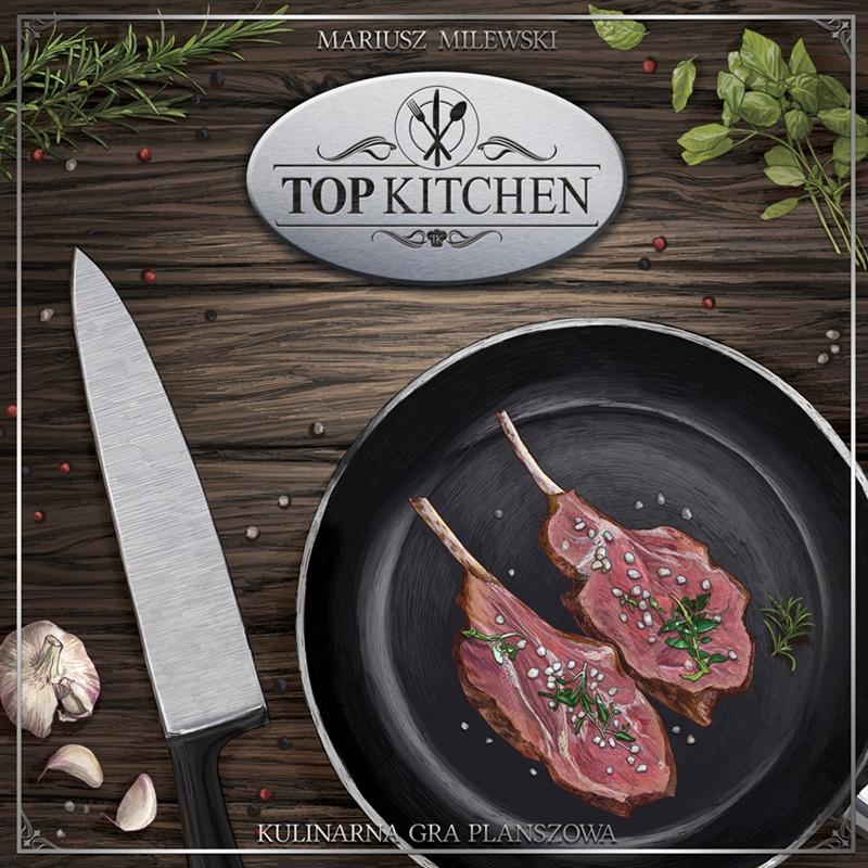 Top Kitchen Ugotowani Recenzja Gry Planszowe Poltergeist