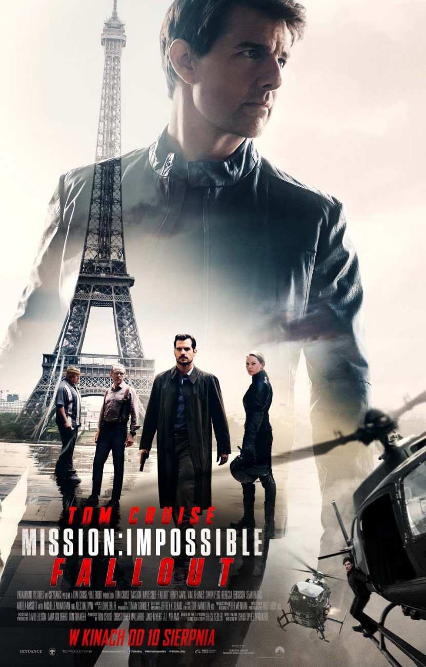 Mission: Impossible – Fallout. Niemożliwy Cruise po raz