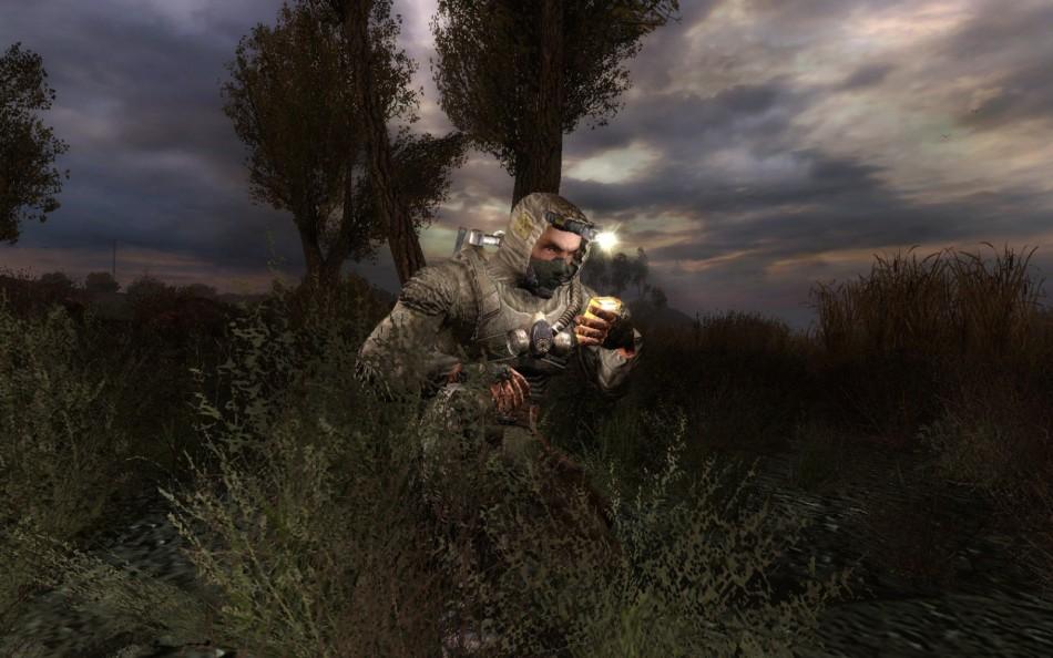 stalker zew prypeci poltergeist
