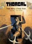 Thorgal #03: Trzej starcy z kraju Aran (twarda oprawa)