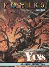 Yans #02: Więzień wieczności (Komiks Fantastyka #4)