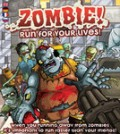 Zombie! Run for your lives!