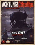 Achtung! Cthulhu - Zero Point Part 1 - Three Kings - For Savage Worlds & Realms of Cthulhu